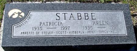 STABBE, ARLEN & PATRICIA - Sac County, Iowa | ARLEN & PATRICIA STABBE