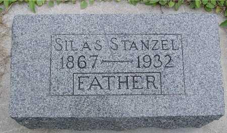 STANZEL, SILAS - Sac County, Iowa | SILAS STANZEL