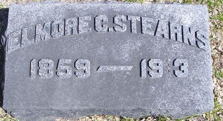 STEARNS, ELMORE C. - Sac County, Iowa   ELMORE C. STEARNS