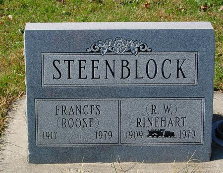 STEENBLOCK, RINEHART & FRANCES - Sac County, Iowa | RINEHART & FRANCES STEENBLOCK
