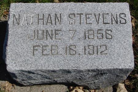 STEVENS, NATHAN - Sac County, Iowa | NATHAN STEVENS