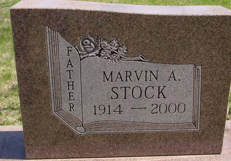 STOCK, MARVIN A. - Sac County, Iowa | MARVIN A. STOCK