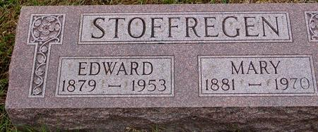 STOFFREGEN, EDWARD & MARY - Sac County, Iowa | EDWARD & MARY STOFFREGEN