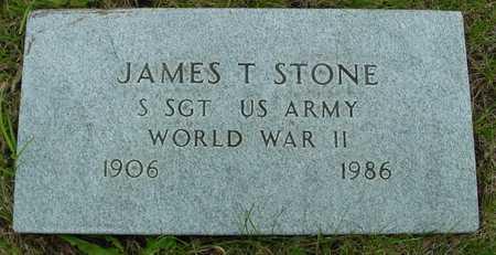 STONE, JAMES T. - Sac County, Iowa | JAMES T. STONE