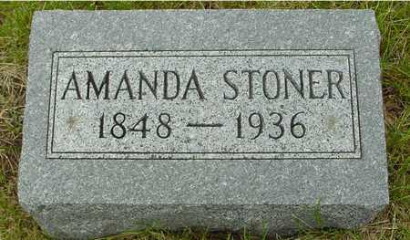 STONER, AMANDA - Sac County, Iowa   AMANDA STONER