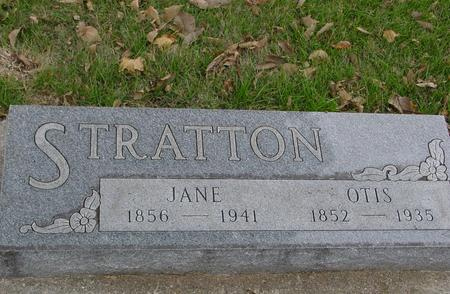 STRATTON, OTIS - Sac County, Iowa | OTIS STRATTON