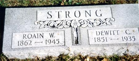 STRONG, DEWITT & ROAIN - Sac County, Iowa | DEWITT & ROAIN STRONG