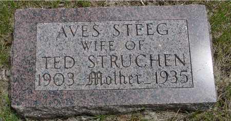 STEEG STRUCHEN, AVES - Sac County, Iowa | AVES STEEG STRUCHEN