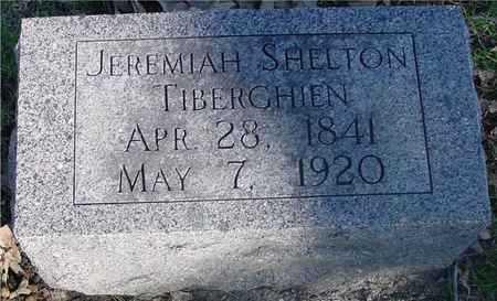 TIBERGHIEN, JEREMIAH SHELTON - Sac County, Iowa | JEREMIAH SHELTON TIBERGHIEN