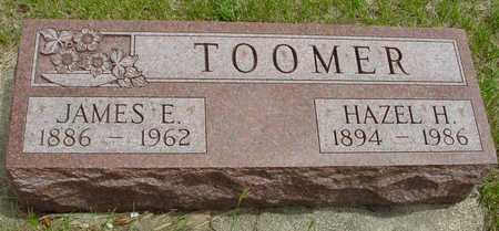 TOOMER, JAMES E. & HAZEL - Sac County, Iowa | JAMES E. & HAZEL TOOMER