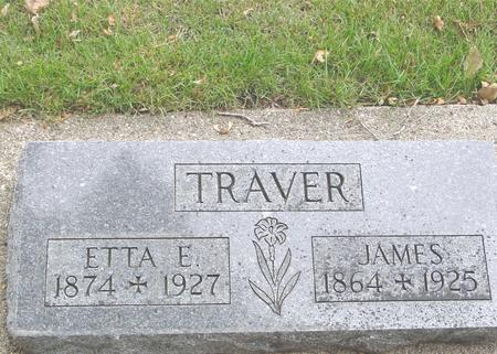 TRAVER, JAMES & ETTA - Sac County, Iowa | JAMES & ETTA TRAVER