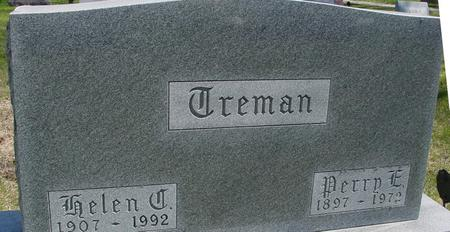 TREMAN, PERRY & HELEN - Sac County, Iowa | PERRY & HELEN TREMAN