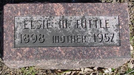 TUTTLE, ELSIE M. - Sac County, Iowa | ELSIE M. TUTTLE
