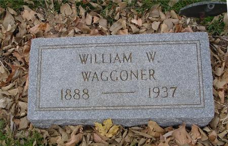 WAGGONER, WILLIAM W. - Sac County, Iowa | WILLIAM W. WAGGONER
