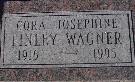 WAGNER, CORA JOSEPHINE - Sac County, Iowa | CORA JOSEPHINE WAGNER