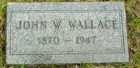 WALLACE, JOHN W. - Sac County, Iowa | JOHN W. WALLACE