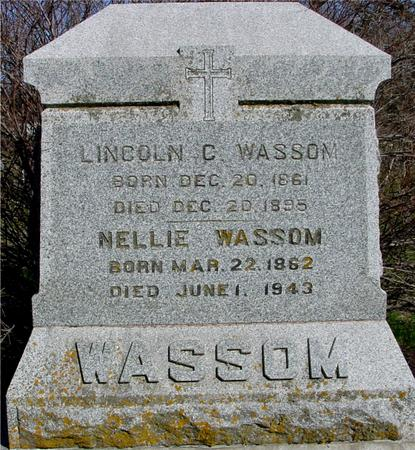 WASSOM, LINCOLN - Sac County, Iowa | LINCOLN WASSOM
