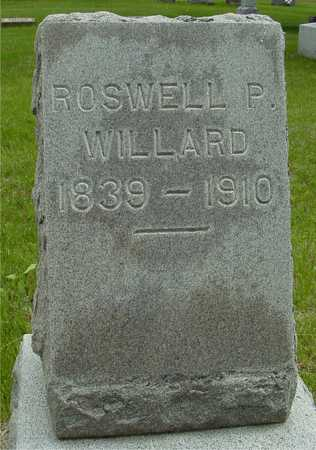 WILLARD, ROSWELL P. - Sac County, Iowa | ROSWELL P. WILLARD