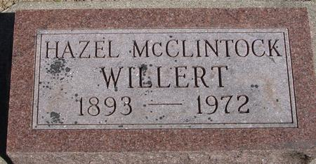 WILLERT, HAZEL - Sac County, Iowa | HAZEL WILLERT