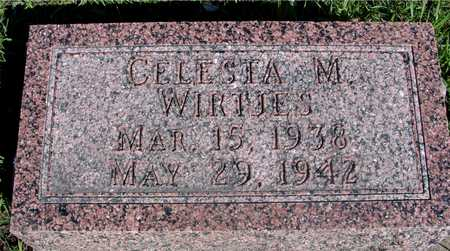 WIRTJES, CELESTA M. - Sac County, Iowa | CELESTA M. WIRTJES