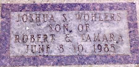 WOHLERS, JOSHUA - Sac County, Iowa | JOSHUA WOHLERS