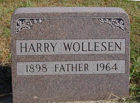WOLLESEN, HARRY - Sac County, Iowa | HARRY WOLLESEN