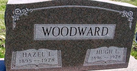 WOODWARD, HUGH & HAZEL - Sac County, Iowa | HUGH & HAZEL WOODWARD