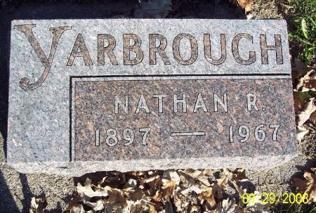 YARBROUGH, NATHAN R - Sac County, Iowa   NATHAN R YARBROUGH