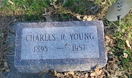 YOUNG, CHARLES R. - Sac County, Iowa | CHARLES R. YOUNG