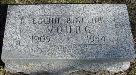 YOUNG, EDWIN BIGELOW - Sac County, Iowa | EDWIN BIGELOW YOUNG