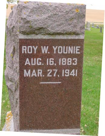 YOUNIE, ROY W. - Sac County, Iowa | ROY W. YOUNIE