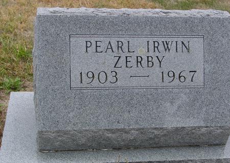 ZERBY, PEARL - Sac County, Iowa | PEARL ZERBY