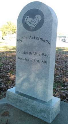 ACKERMANN, SOPHIA - Scott County, Iowa | SOPHIA ACKERMANN