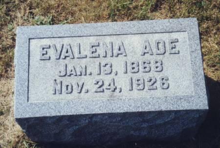 ADE, EVALENA - Scott County, Iowa | EVALENA ADE
