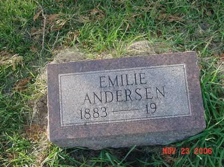 ANDERSEN, EMILIE - Scott County, Iowa | EMILIE ANDERSEN