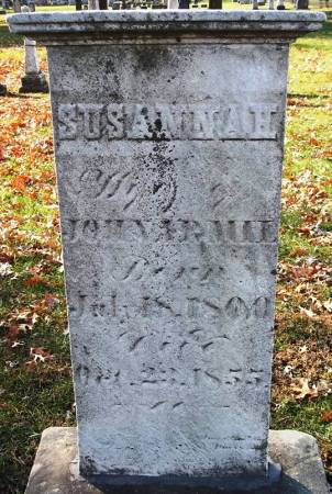 ARMIL, SUSANNAH - Scott County, Iowa | SUSANNAH ARMIL