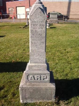 ARP, TIMM - Scott County, Iowa | TIMM ARP