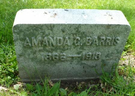 BARRIS, AMANDA G. - Scott County, Iowa | AMANDA G. BARRIS