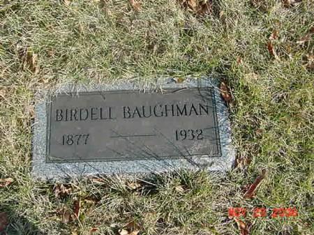 BAUGHMAN, BIRDELL - Scott County, Iowa | BIRDELL BAUGHMAN