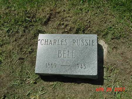 BELL, CHARLES RUSSIE - Scott County, Iowa | CHARLES RUSSIE BELL