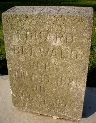 BERWALD, EDUARD - Scott County, Iowa | EDUARD BERWALD