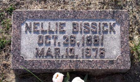 BISSICK, NELLIE - Scott County, Iowa | NELLIE BISSICK