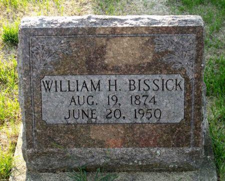 BISSICK, WILLIAM H. - Scott County, Iowa | WILLIAM H. BISSICK