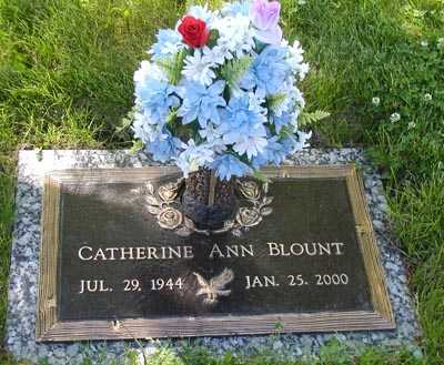 SPEER BLOUNT, CATHERINE - Scott County, Iowa | CATHERINE SPEER BLOUNT