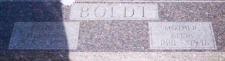 BOLDT, ADRILIA - Scott County, Iowa | ADRILIA BOLDT