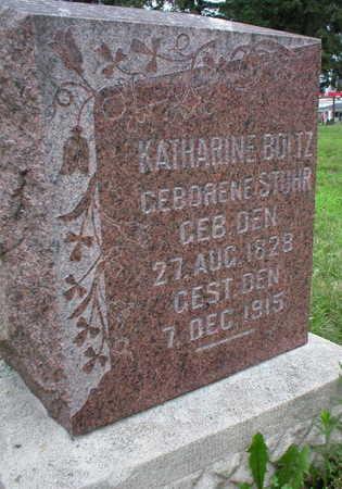 BOLTZ, KATHARINE - Scott County, Iowa | KATHARINE BOLTZ