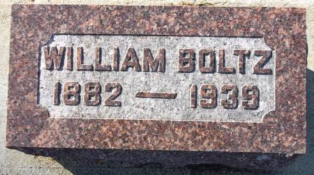 BOLTZ, WILLIAM - Scott County, Iowa | WILLIAM BOLTZ