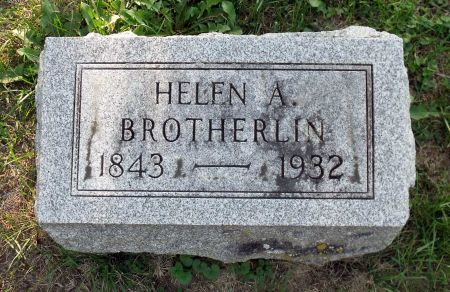 BROTHERLIN, HELEN A. - Scott County, Iowa | HELEN A. BROTHERLIN
