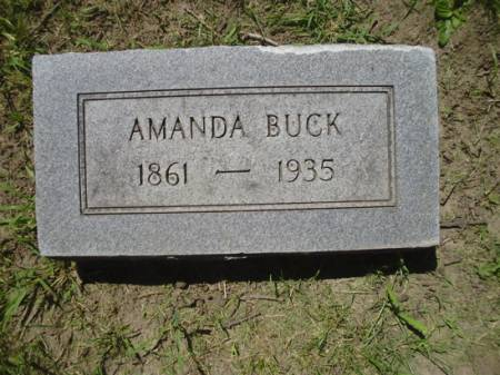 BUCK, AMANDA - Scott County, Iowa | AMANDA BUCK