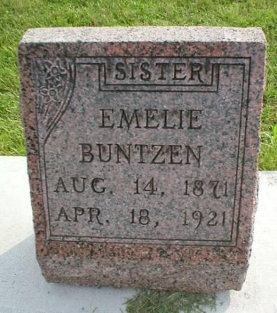 BUNTZEN, EMELIE - Scott County, Iowa | EMELIE BUNTZEN